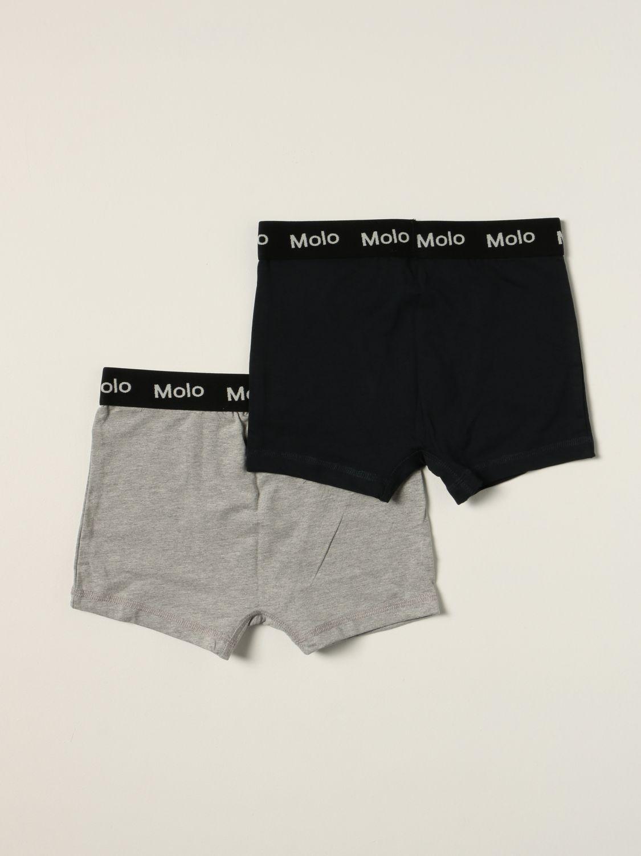 Underwear Molo: Set of 2 Justin Molo boxer briefs multicolor 2