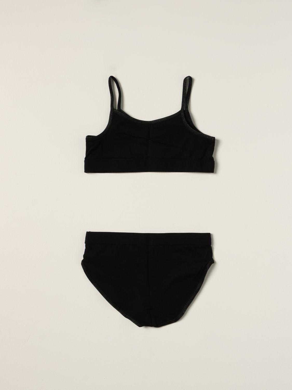 Sous-vêtements Molo: Ensemble enfant Molo noir 2