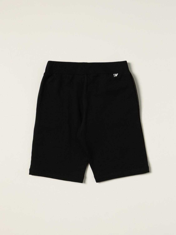 Shorts Emporio Armani: Emporio Armani jogging shorts black 2