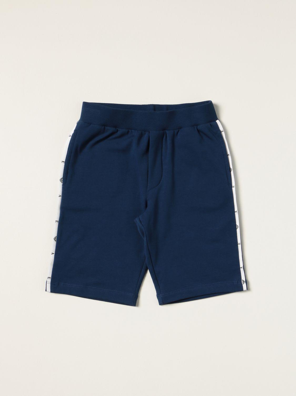 Shorts Emporio Armani: Emporio Armani jogging shorts blue 1