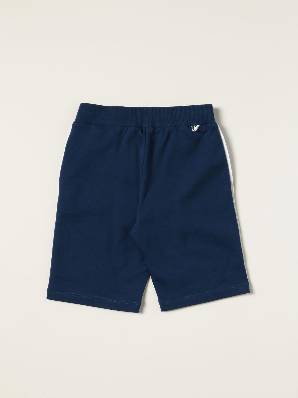 Shorts Emporio Armani: Emporio Armani jogging shorts blue 2