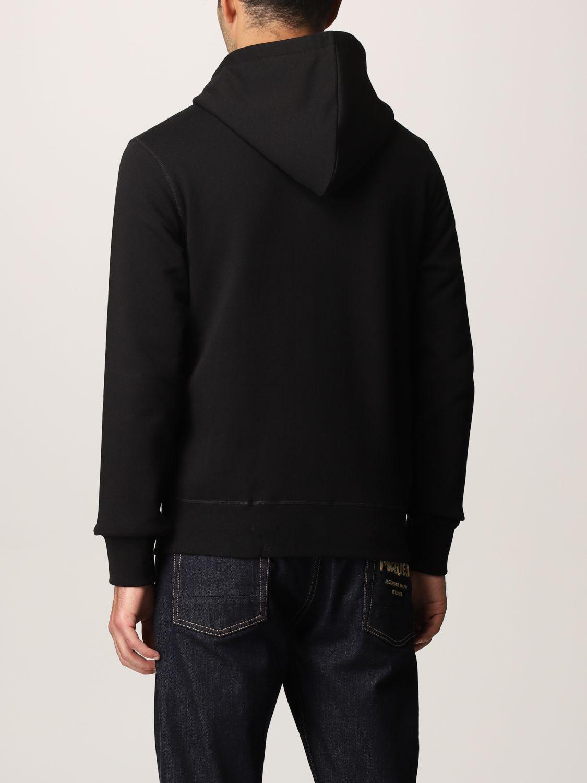 Sweatshirt Alexander Mcqueen: Alexander McQueen hoodie black 3