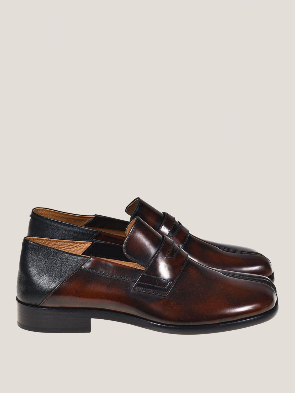 Mocasines Maison Margiela: Zapatos hombre Maison Margiela marrón 1