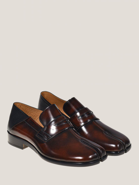 Mocasines Maison Margiela: Zapatos hombre Maison Margiela marrón 2