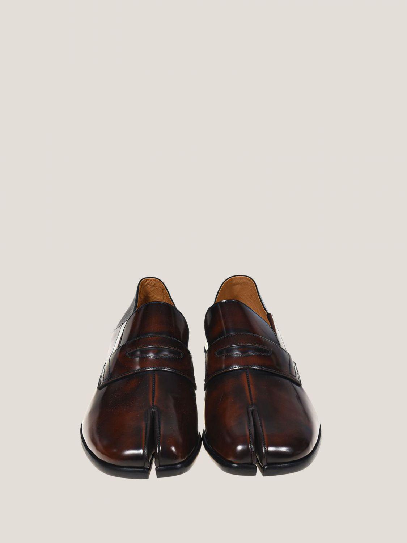 Mocasines Maison Margiela: Zapatos hombre Maison Margiela marrón 3