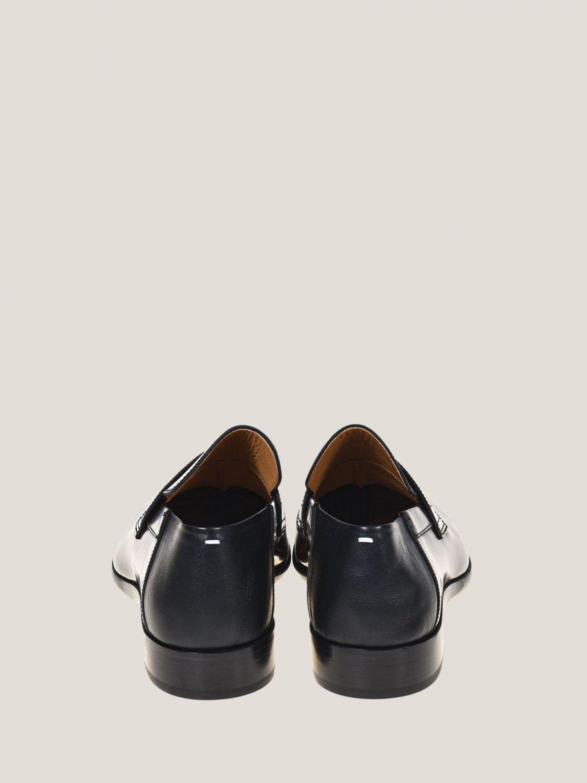 Mocasines Maison Margiela: Zapatos hombre Maison Margiela marrón 4