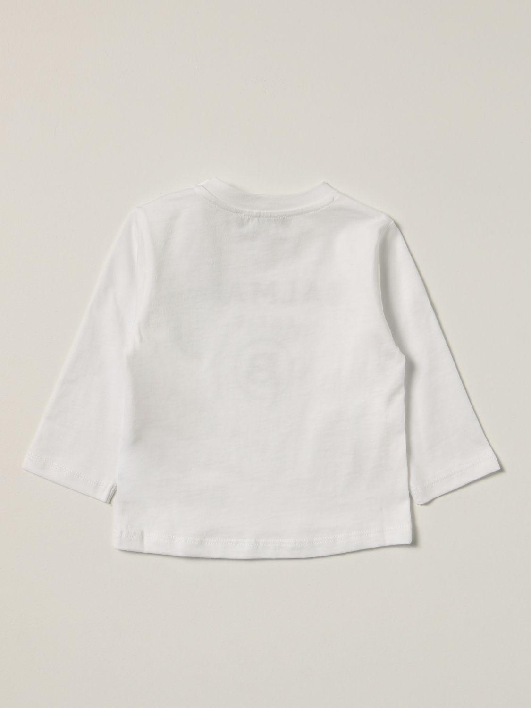 T-shirt Balmain: Balmain cotton t-shirt with logo white 2