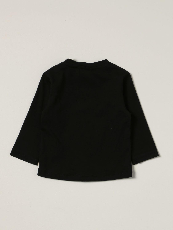 T-shirt Balmain: Balmain cotton t-shirt with logo black 2