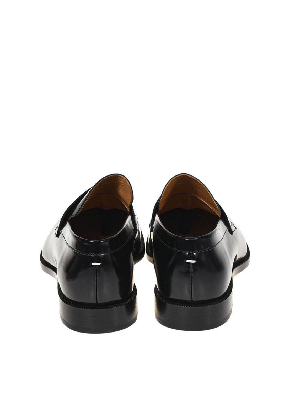 Mocasines Maison Margiela: Zapatos hombre Maison Margiela negro 4