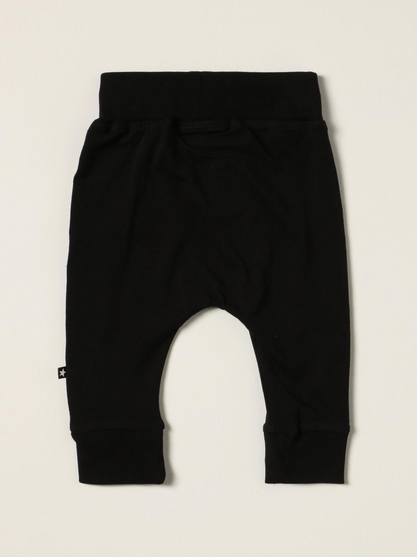 Pantalon Molo: Pantalon enfant Molo noir 2