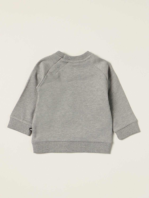 毛衣 Molo: 毛衣 儿童 Molo 灰色 2