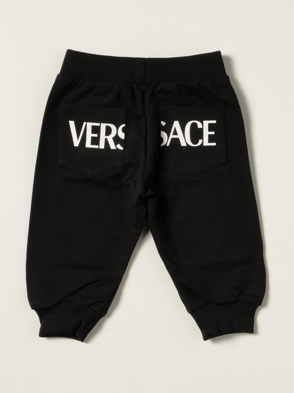 Штаны Young Versace: Штаны Детское Versace Young черный 2