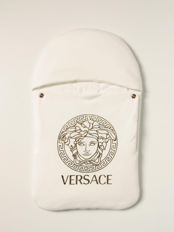 Постельное бельё Young Versace: Постельное бельё Детское Versace Young белый 1