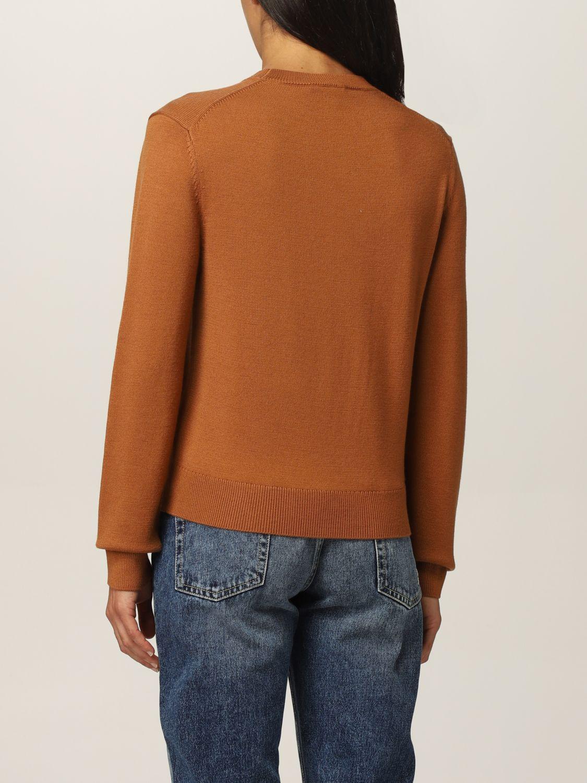 Maglia Kenzo: Maglia Kenzo in lana con logo arancione 2