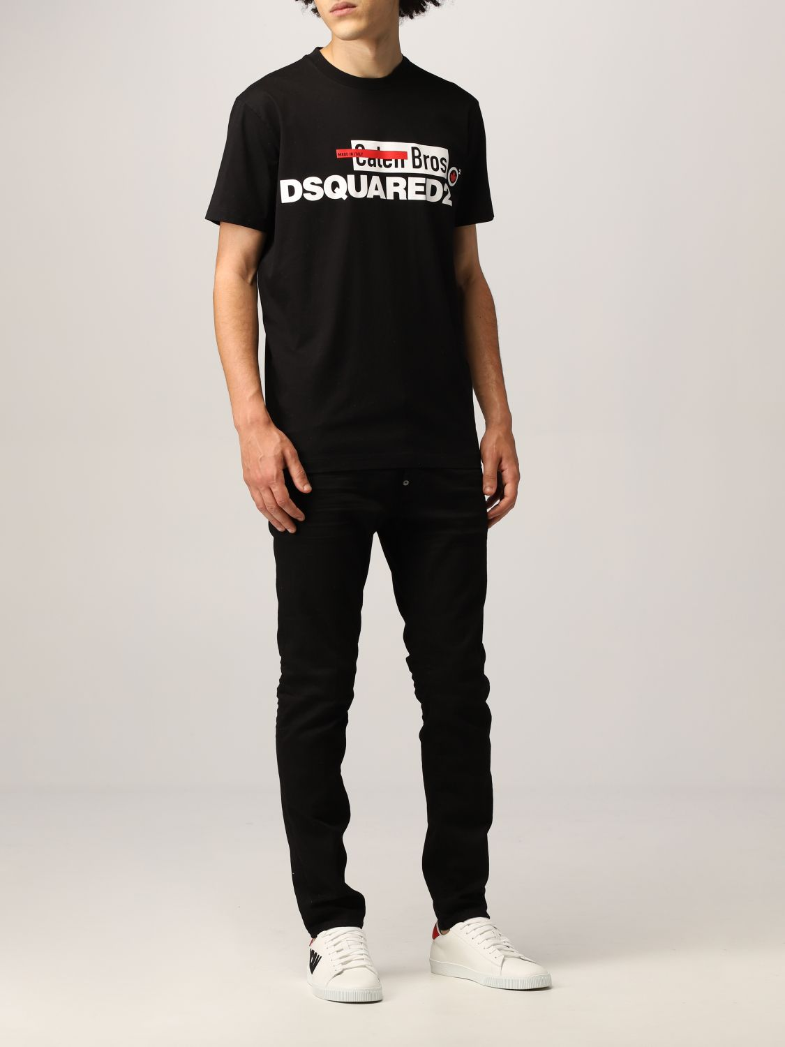 Jeans Dsquared2: Jeans Dsquared2 skinny fit nero 2