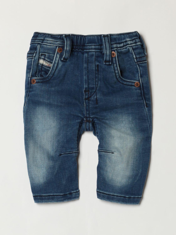 Jeans Diesel: Jeans Diesel in denim washed blue 1