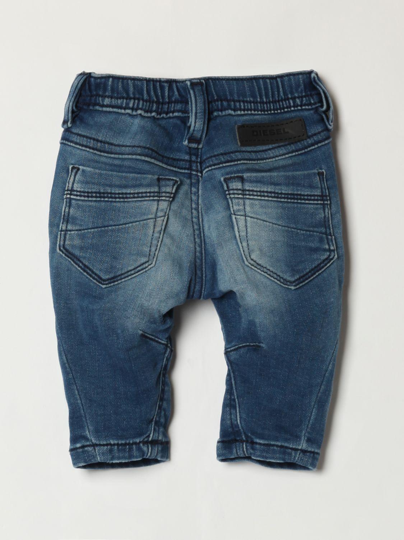 Jeans Diesel: Jeans Diesel in denim washed blue 2