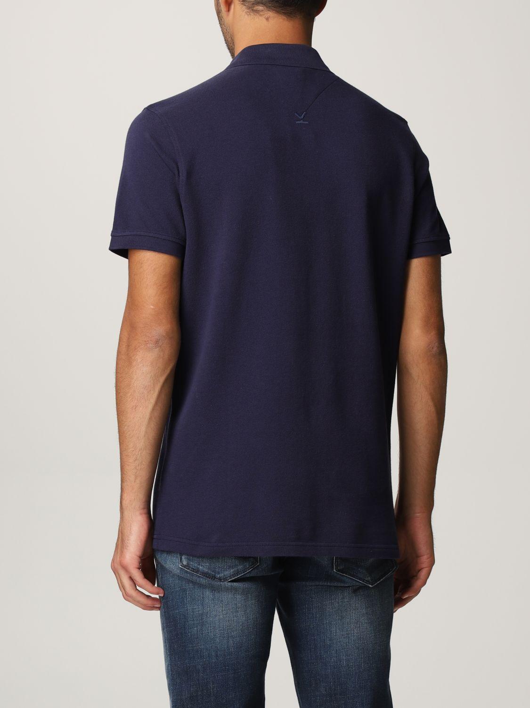 Polo shirt Kenzo: Kenzo polo shirt with tiger blue 2