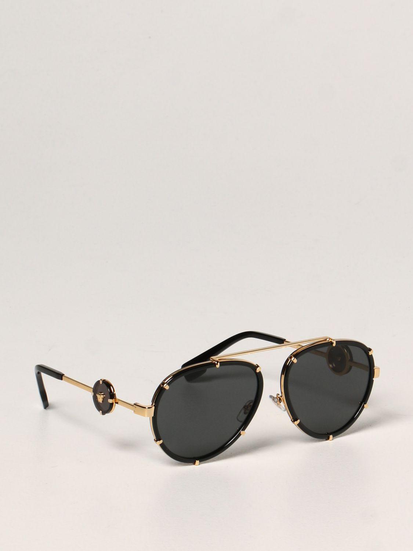 Glasses Versace: Glasses women Versace black 1