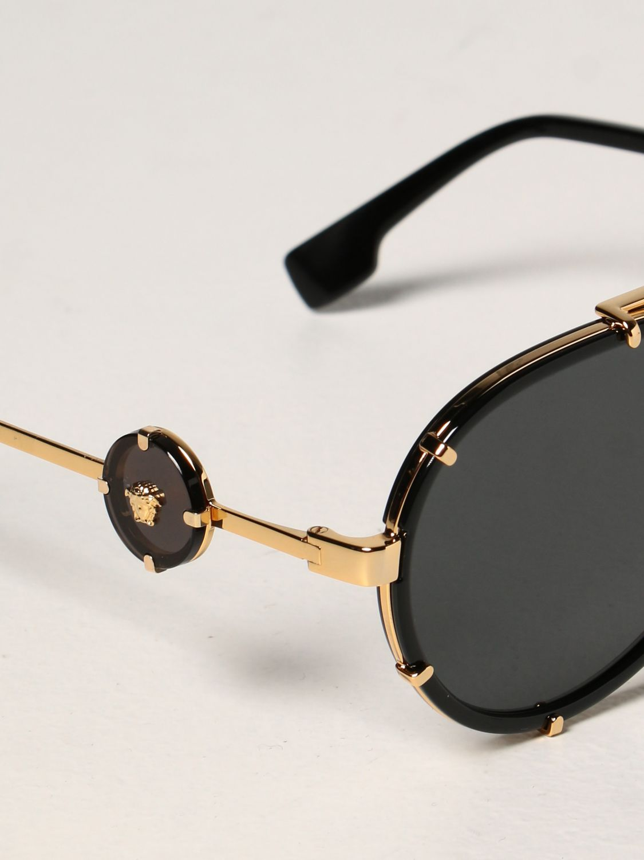 Glasses Versace: Glasses women Versace black 4