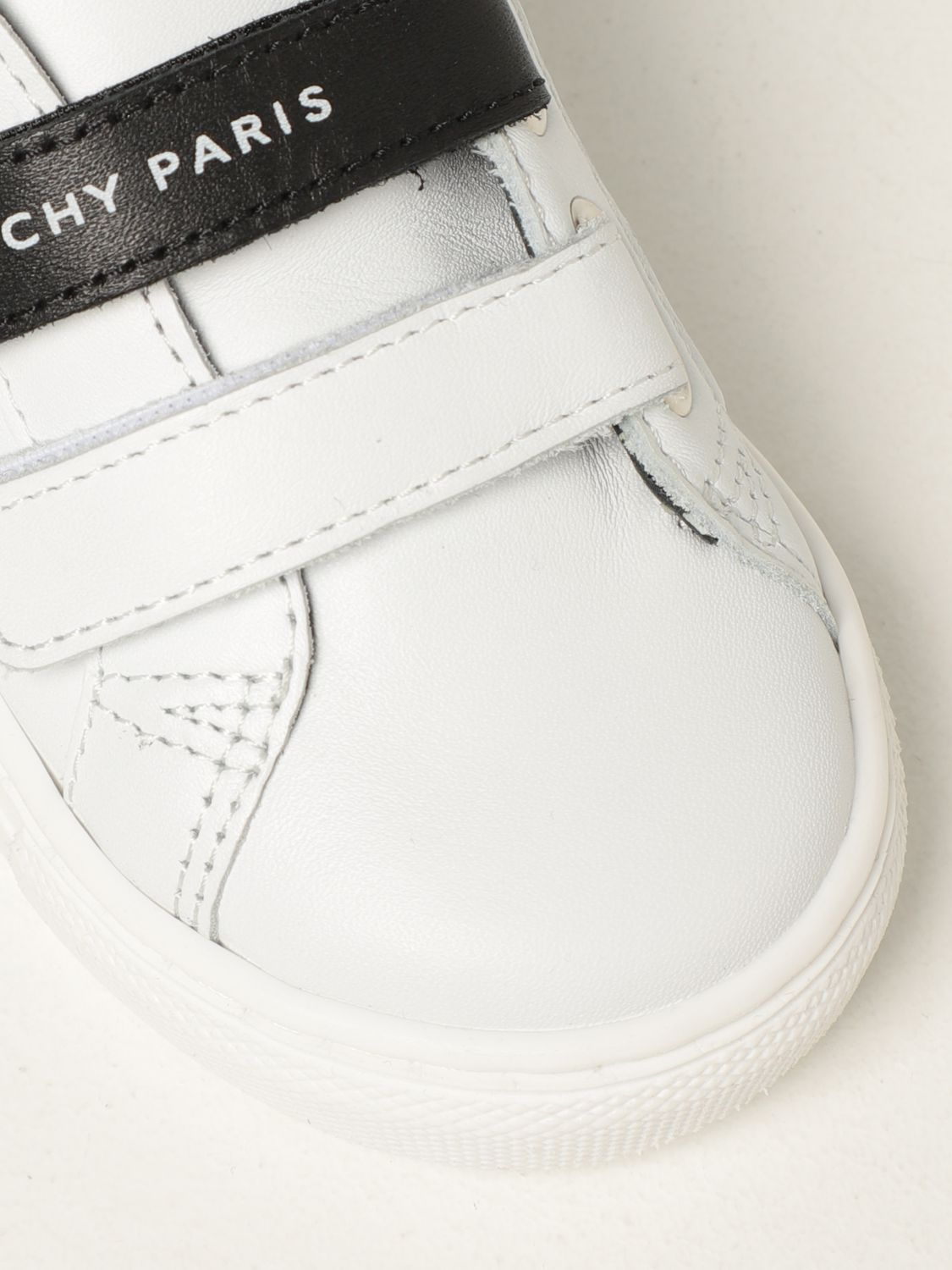 Shoes Givenchy: Shoes kids Givenchy white 4