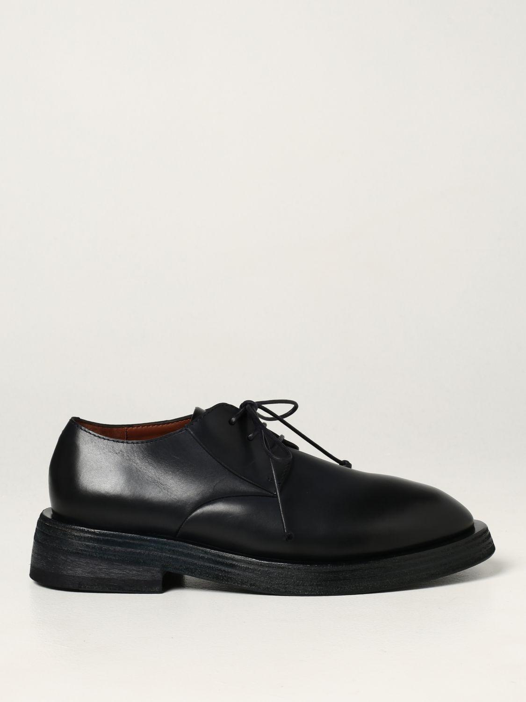 Zapatos de cordones Marsell: Zapatos hombre Marsell azul oscuro 1