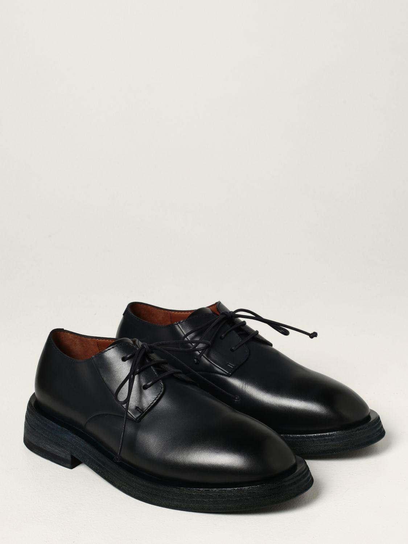 Zapatos de cordones Marsell: Zapatos hombre Marsell azul oscuro 2