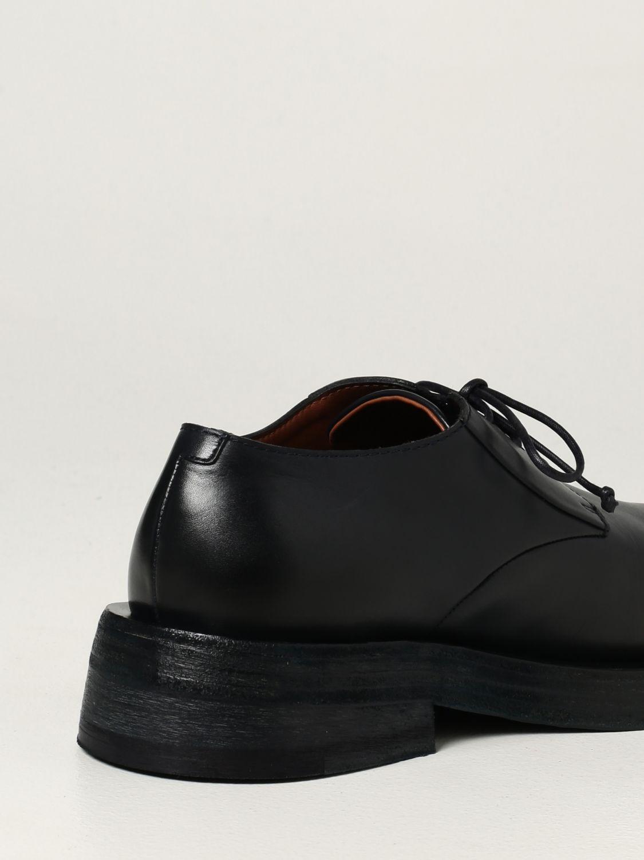 Zapatos de cordones Marsell: Zapatos hombre Marsell azul oscuro 3