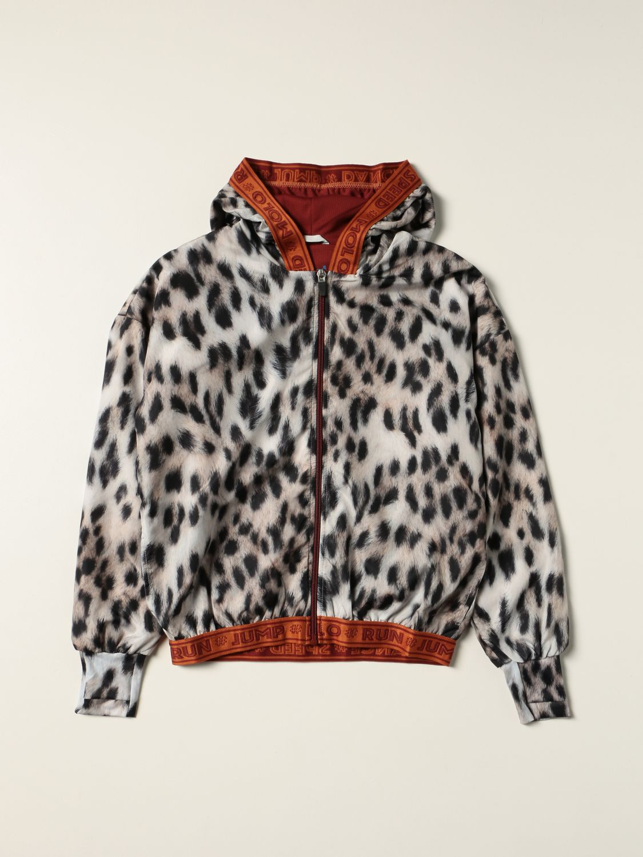 Jacket Molo: Molo floral patterned bomber jacket multicolor 1
