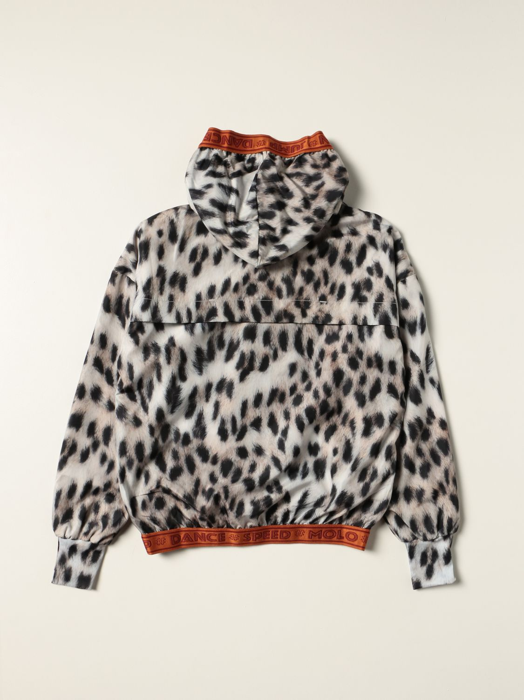Jacket Molo: Molo floral patterned bomber jacket multicolor 2