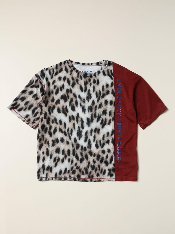 T-shirt Molo: Pull enfant Molo multicolore 1