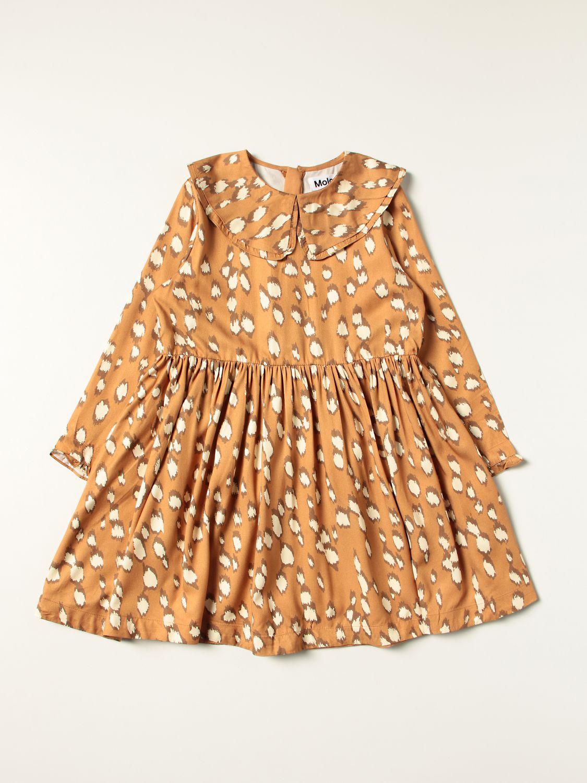 Dress Molo: Dress kids Molo multicolor 1