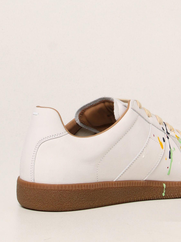 Zapatillas Maison Margiela: Zapatillas hombre Maison Margiela blanco 3
