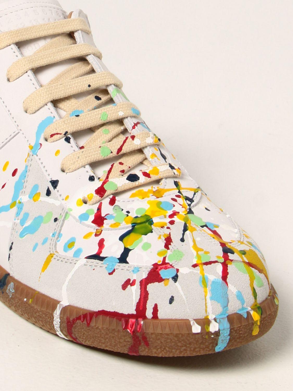 Zapatillas Maison Margiela: Zapatillas hombre Maison Margiela blanco 4