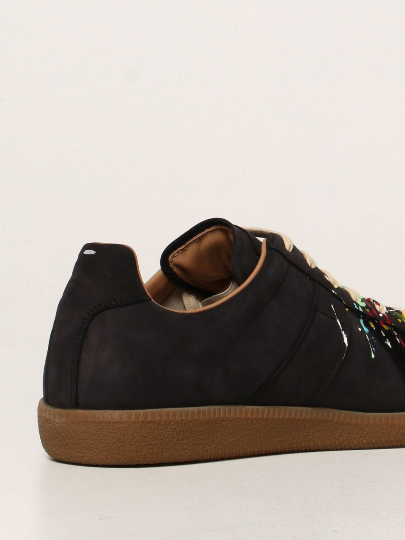 Zapatillas Maison Margiela: Zapatillas hombre Maison Margiela negro 3