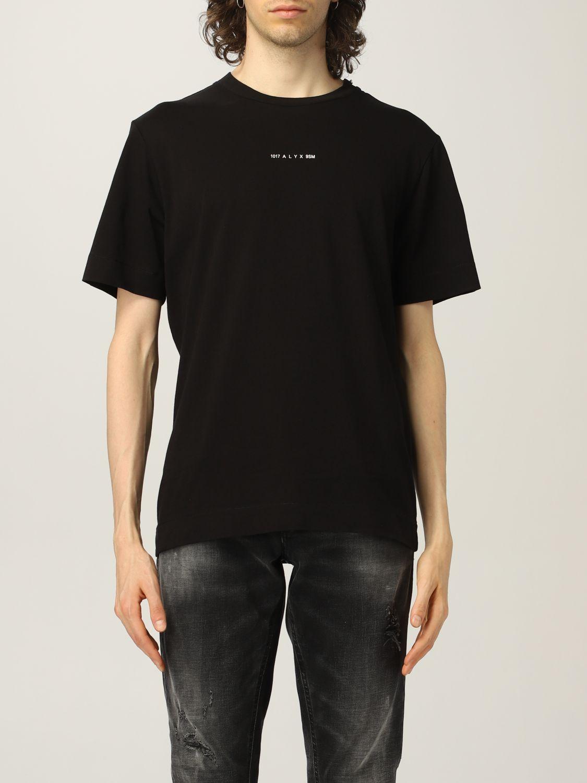 T-shirt Alyx: T-shirt men Alyx black 1