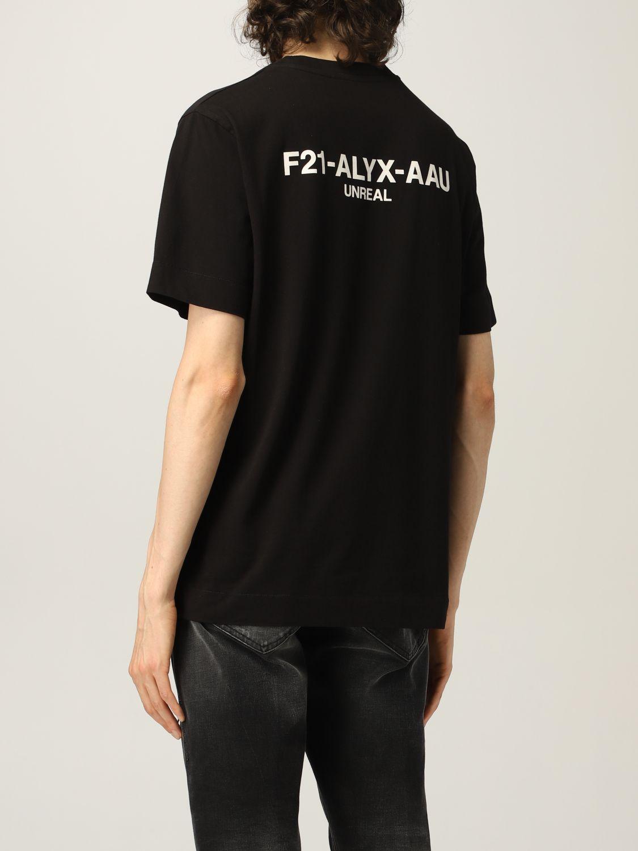 T-shirt Alyx: T-shirt men Alyx black 2