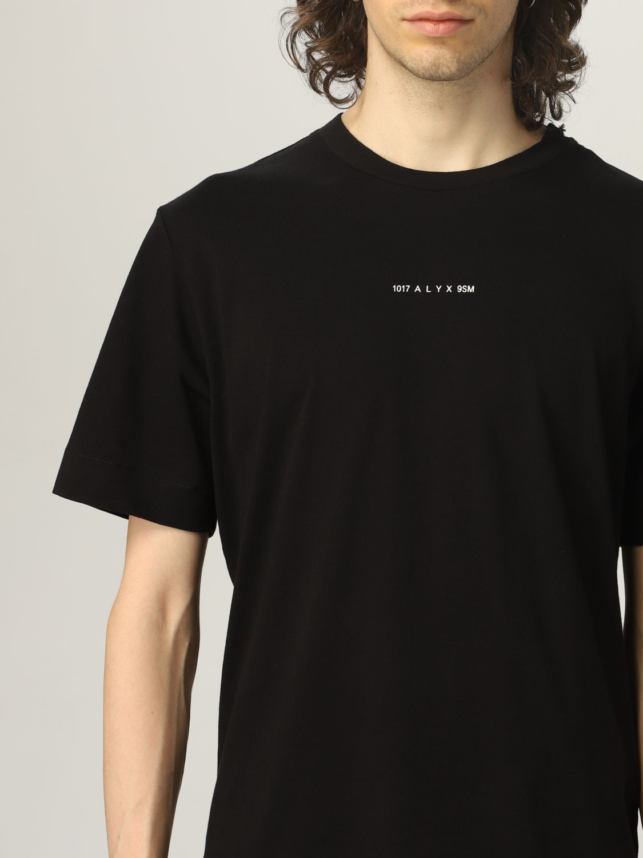 T-shirt Alyx: T-shirt men Alyx black 3