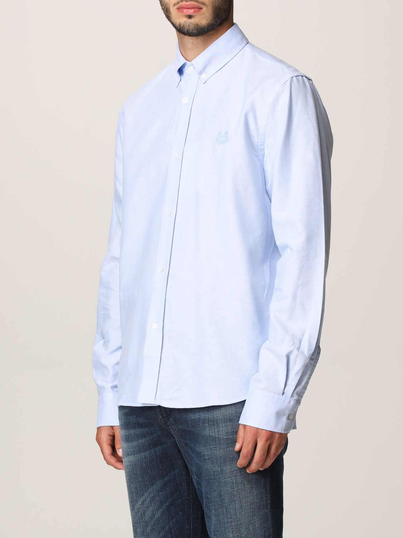 Camisa Kenzo: Camisa hombre Kenzo azul oscuro 3