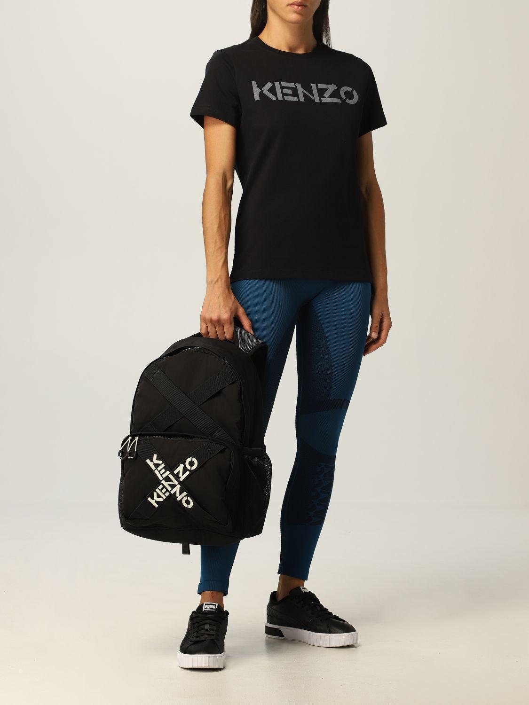 T-shirt Kenzo: T-shirt Kenzo con logo nero 2