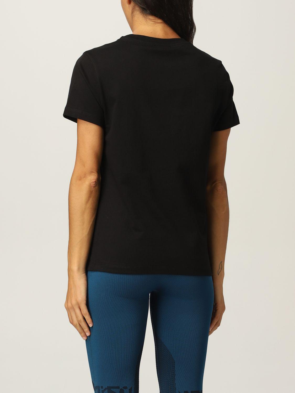 T-shirt Kenzo: T-shirt Kenzo con logo nero 3
