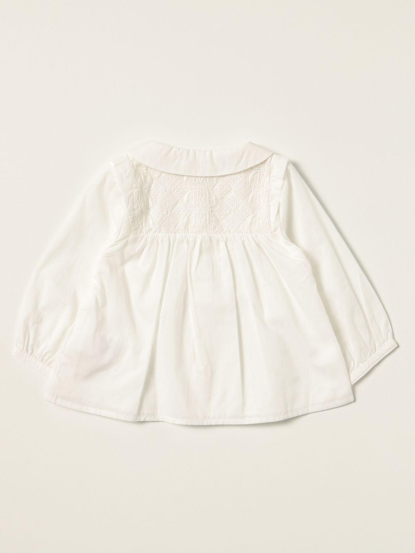 Shirt Chloé: Shirt kids ChloÉ white 2
