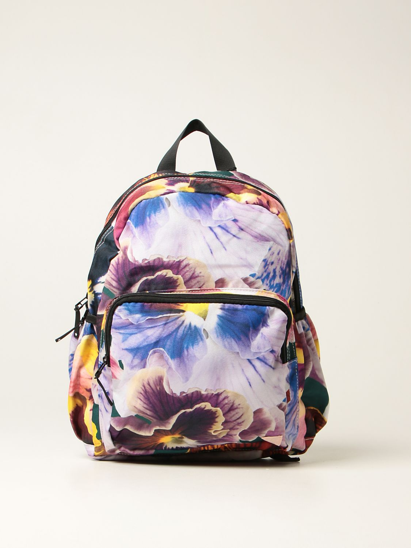 Duffel Bag Molo: Molo rucksack with prints black 1 1