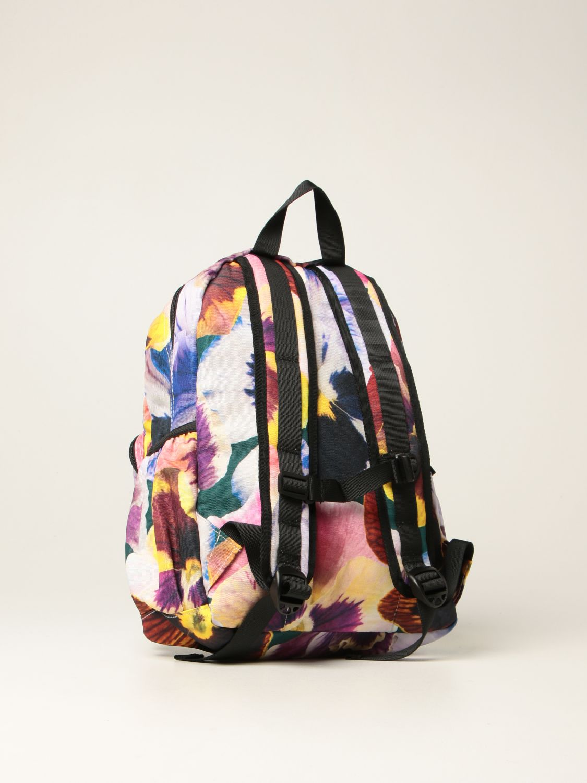 Duffel Bag Molo: Molo rucksack with prints black 1 2
