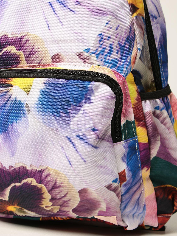 Duffel Bag Molo: Molo rucksack with prints black 1 3