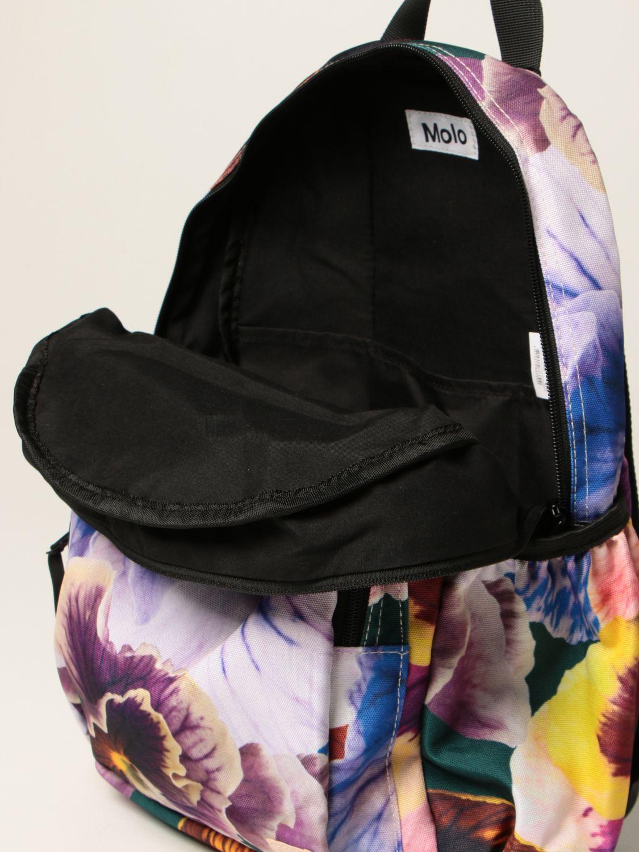 Duffel Bag Molo: Molo rucksack with prints black 1 4