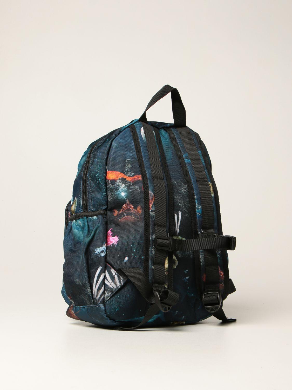 Duffel Bag Molo: Molo rucksack with prints black 2 2