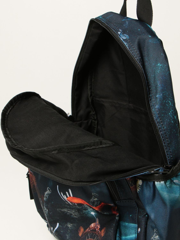 Duffel Bag Molo: Molo rucksack with prints black 2 4