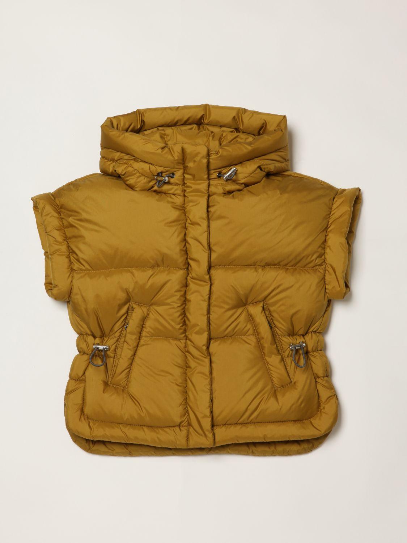 Куртка Il Gufo: Блейзер Детское Il Gufo горчичный 1