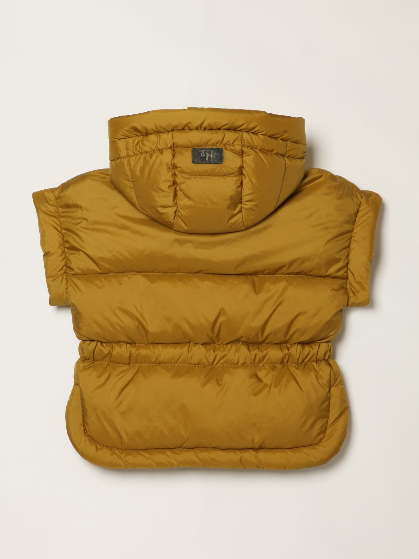 Куртка Il Gufo: Блейзер Детское Il Gufo горчичный 2